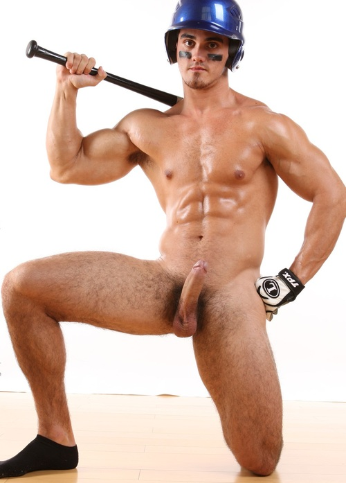 Hot guy baseball player