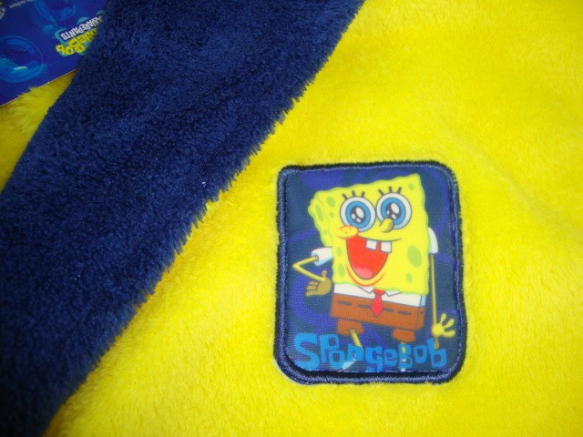 SpongeBob Bath Robe
