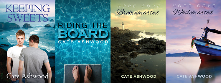 Cate Ashwood - Debut Author of the Year