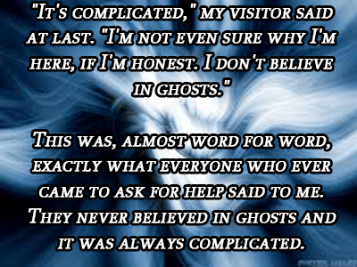 The Paranormal Detection Agency Quote 1