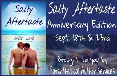 Jason Lloyd: Salty Aftertaste Excerpt and Giveaway