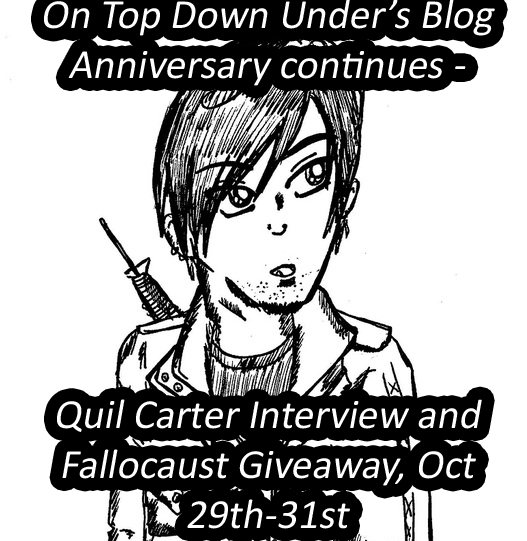 Quil Carter – Interview and Giveaway