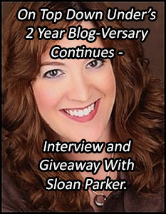 Sloan Parker – Interview and Giveaway