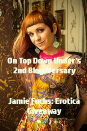 Jamie Fuchs: Erotica Giveaway