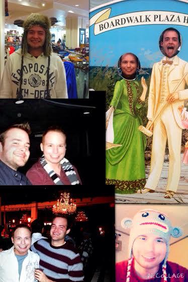Jason and Kevin Photos