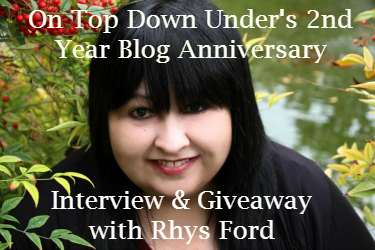Rhys Ford: Interview & Giveaway