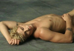Sexy guy blonde 4