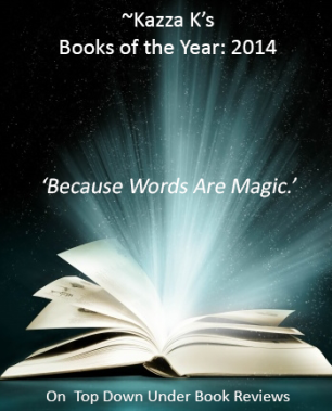 Kazza K's Books of the Year: 2014