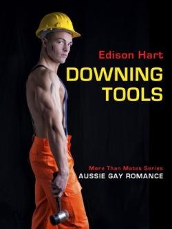 Downing Tools (More Than Mates, #1), Edison Hart