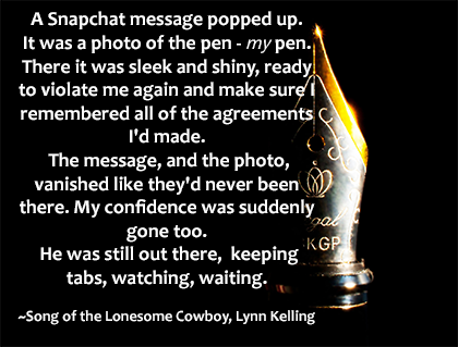 Song of the Lonesome Cowboy Quote 5