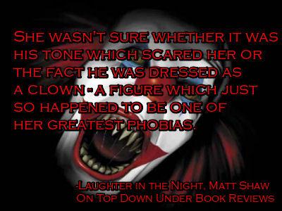 Bite Size Clown Quote