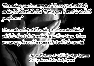 Haunted Heaven 3rd Quote