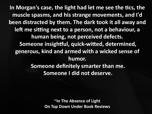 In The Absence of Light Quote 2