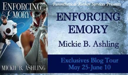 Enforcing Emory Tour Banner