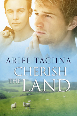 Cherish the Land (Lang Downs #5), Ariel Tachna