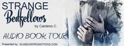 Strange Bedfellows Audio Blog Tour : Cardeno C