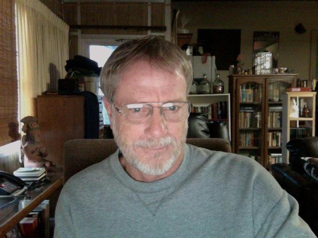 John Inman Author Photo