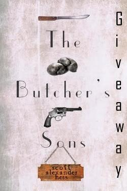 Lethe Press, Day 7 Giveaway: The Butcher's Sons by Scott Hess