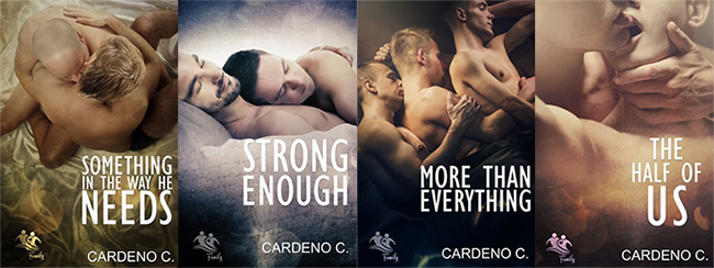 Cardeno C Family Series Collage