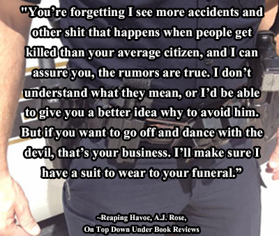 Reaping Havoc Quote 3