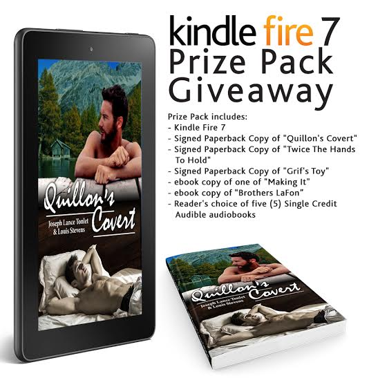 GIVEAWAY KINDLE FIRE