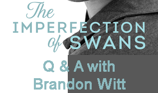 Brandon Witt Interview Cover