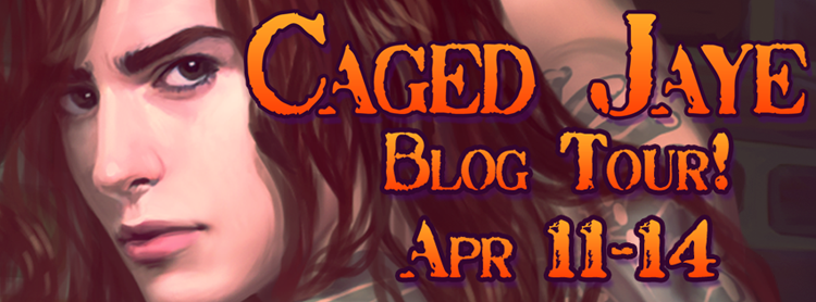 Caged Jaye Banner