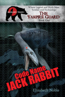 Code Name Jack Rabbit, Elizabeth Noble