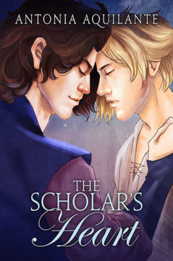 The Scholar's Heart (The Chronicles of Tournai #3), Antonia Aquilante