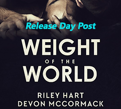 Weight of the World Release Day Post