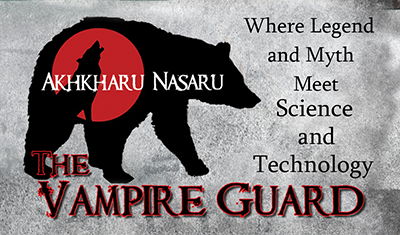 Elizabeth Noble Blog-versary Post : The Vampire Guard + Giveaway