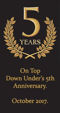 OTDU Turns 5 Banner