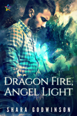 Dragon Fire Angel Light